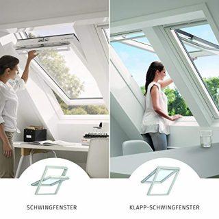 VELUX Dachfenster Kunststoff GGU 0070