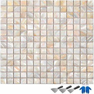 Hopopula Mosaik Backsplash 30X30X2 cm