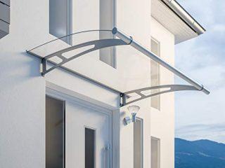 Schulte Vordach XL Acrylglas