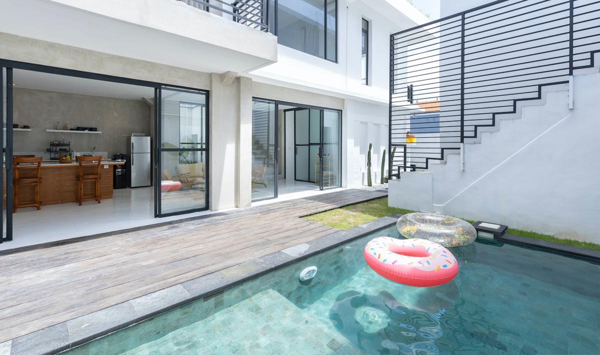 Swimmingpool für Zuhause