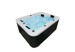 Home Deluxe Outdoor Whirlpool, 210x160x85cm