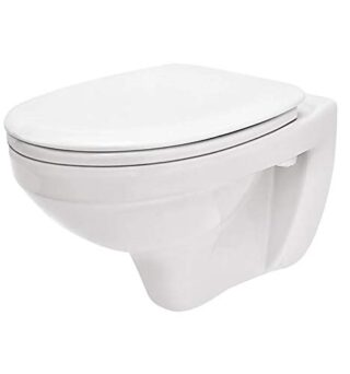 WC mit Soft-Close Deckel