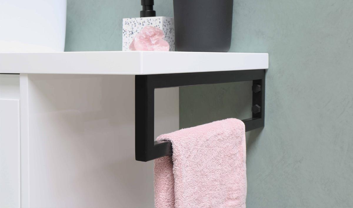 Handtuchhalter - schick und praktisch