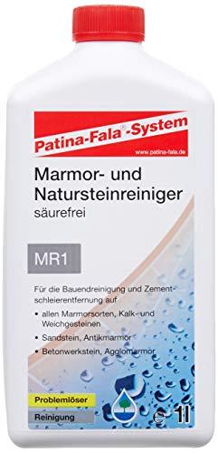 Patina-Fala® MR1 Travertin und Natursteinreiniger, säurefrei, 1L