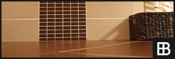 Ein exklusives Badezimmer dank Terracotta Fliesen