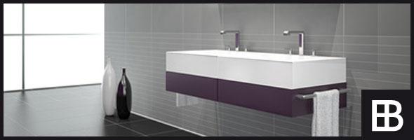 Mit einem Waschbecken Unterschrank verstecktes Potential im Badezimmer