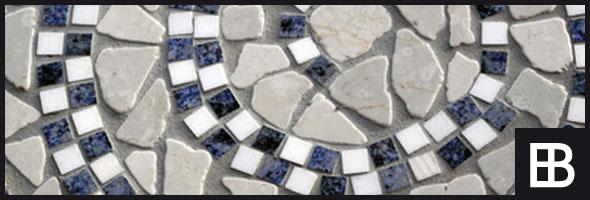 Abwaschbare Tapete Auf Fliesen : Badfliesen in Kombination mit Wandfarbe oder Tapeten