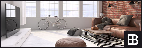 tolle idee f r das fahrrad wandfahrradhalter f r den indooreinsatz bauportal edle. Black Bedroom Furniture Sets. Home Design Ideas