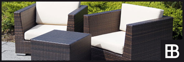 wetterfeste m bel f r die terrasse bauportal edle baustoffe bauforum. Black Bedroom Furniture Sets. Home Design Ideas