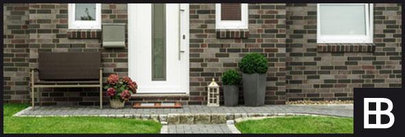 sch ne pflanzgef e werten eingangsbereiche auf bauportal edle baustoffe bauforum. Black Bedroom Furniture Sets. Home Design Ideas