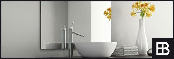 Badezimmereinrichtung: Stilvolle Spiegel und Spiegelschränke