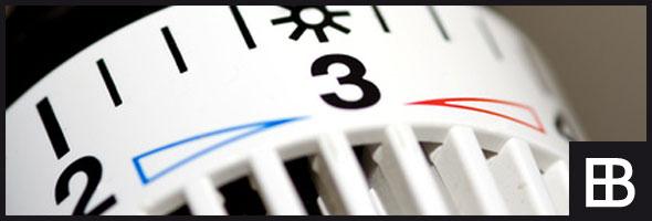 Energie sparen durch effiziente Gasthermen